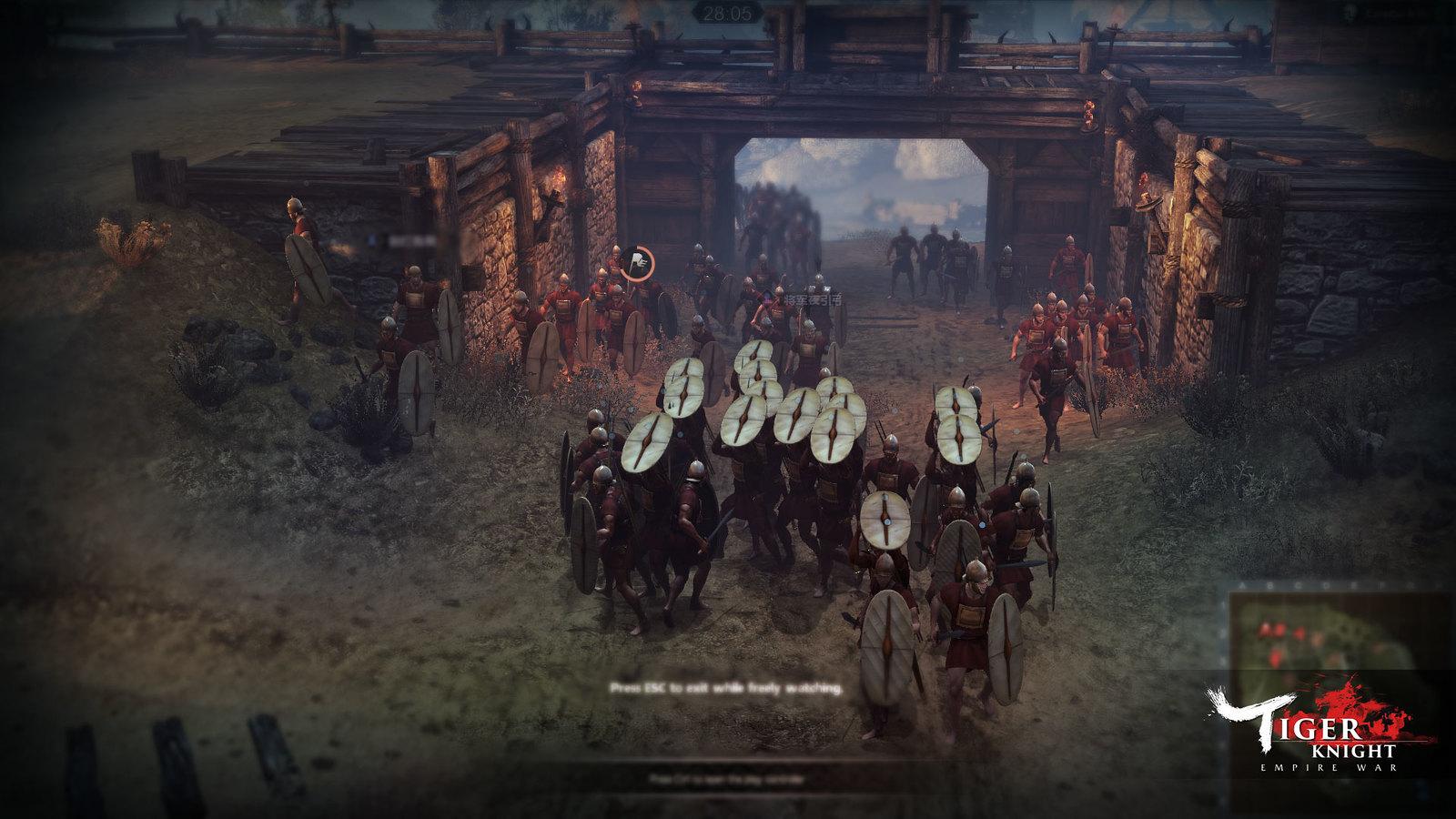 Tiger Knight: Empire War :: Update Announcement(0 1 75)