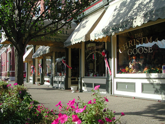 Historic Corydon Shopping District Historic Corydon