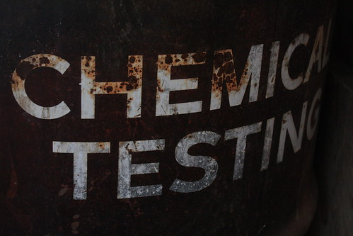 chemical testing | by katymatic