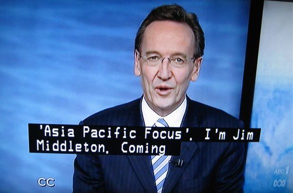 "ASIA PACIFIC FOCUS"" PRESENTER JIM MIDDLETON. | ... | RubyGoes ..."