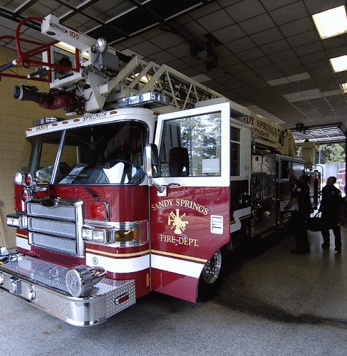 Sandy Springs Fire Department Transition 12 29 2006 Flickr