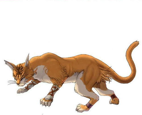 brown anime cat i did not draw this just wanted to make su flickr