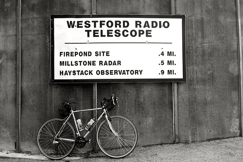Westford Radio Telescope | by OrdinaryLight