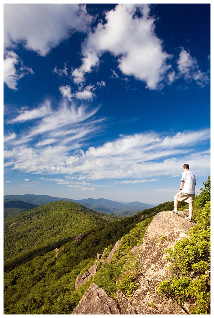 How Much Is A Mile >> Mary's Rock Hike - Shenandoah National Park | On Wednesday ...