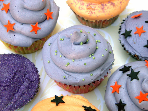 Halloween cupcakes | by Food, Fash, Fit