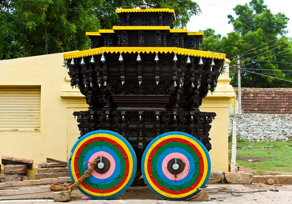 pillayarpatti temple car hello folks have been little bus flickr. Black Bedroom Furniture Sets. Home Design Ideas