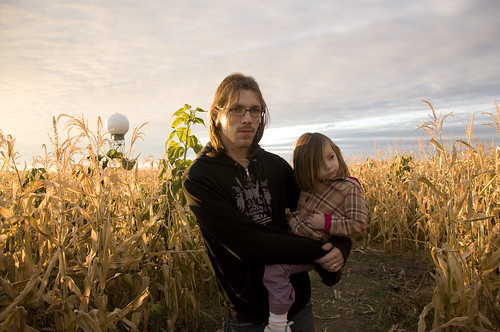 Pumpkin Patch / Corn Maze 2009 | by Christine & Eric Mahler