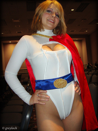 Power Girl | by greyloch