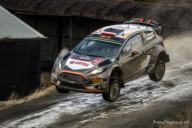 Ford Fiesta WRC