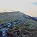 Descent from Ben Ledi's North Ridge