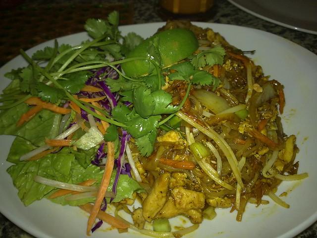 Thai Food Fort Worth