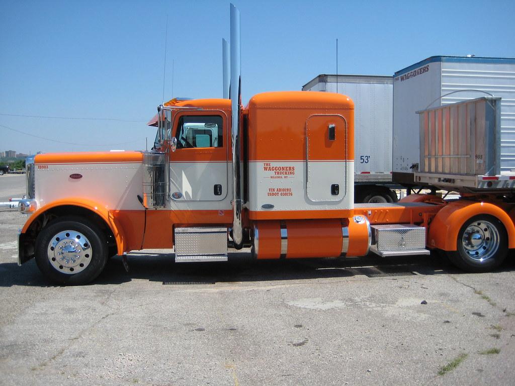 Waggoners trucking tracking