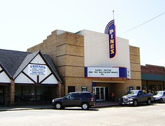 Pines Movie Theater, Silsbee, Texas 0804091128 | by Patrick Feller