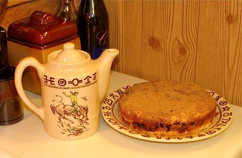 Sour Cream Coffee Cake Muffins Ina Garten