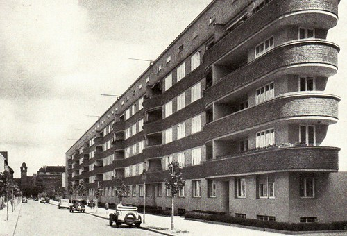 Changing Berlin 1937 Quot Streamlining Even On An Apartment Flickr