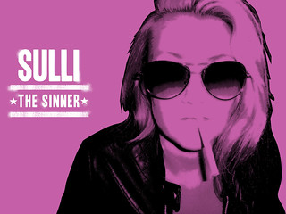 Sulli_The_Sinner | by OllieJ Design