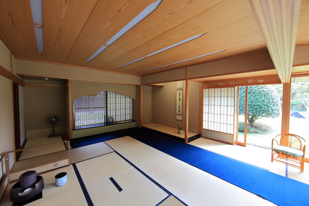 Japanese traditional style interior design / 和風建築(わふうけんちく ...