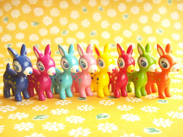Cute Japanese Toys : Kawaii cute puchi babie tiny doll miniatures japanese toys