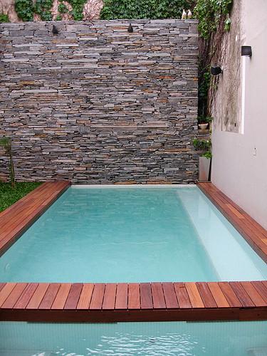 Piscina y jacuzzi 6x3m piscinas santa clara flickr - Piscinas de madera semienterradas ...