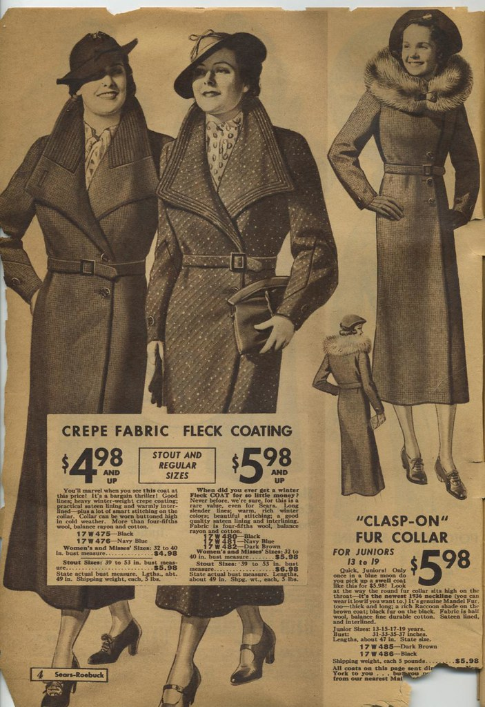 Sears Womens Clothes