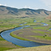 Ger by river Karakorum