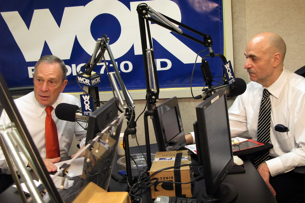 IMG_4914 | The John Gambling Show with Mayor Mike on WOR ...