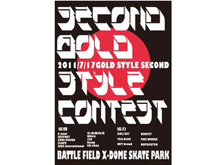 GOLD STYLE SECOND CONTEST | by h_inagaki
