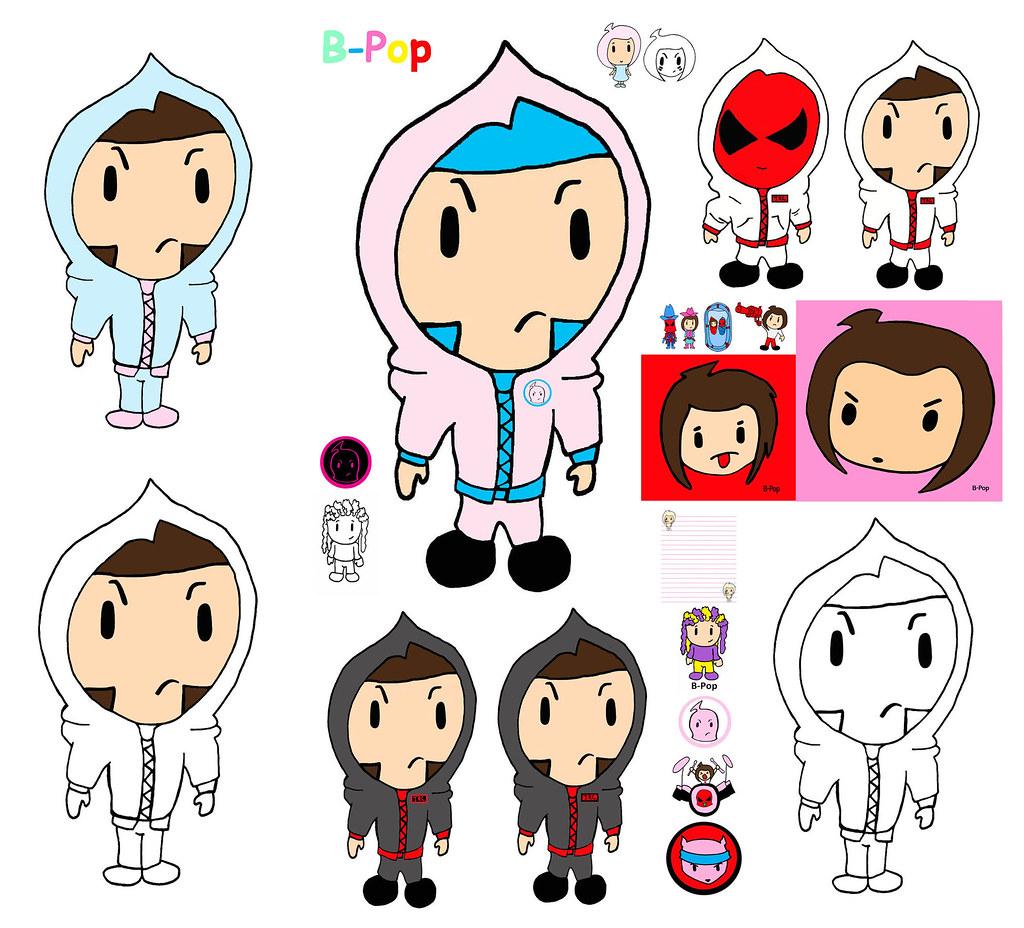 B Pop Bad Girl Ski Mask Fashion Style Skater Punk Hoody Ho Flickr