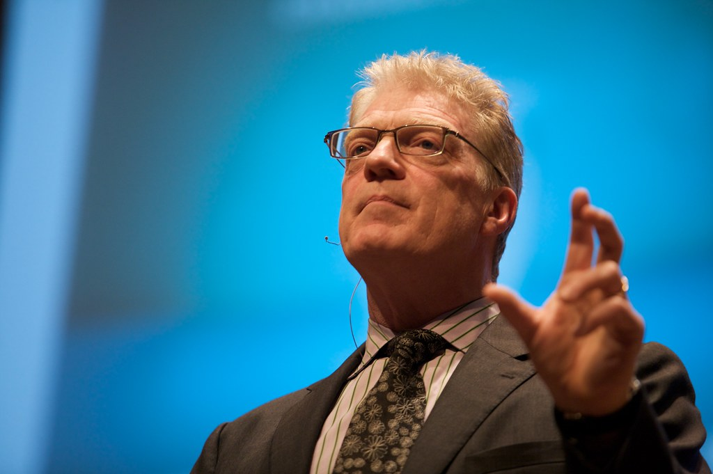 Image result for sir ken robinson