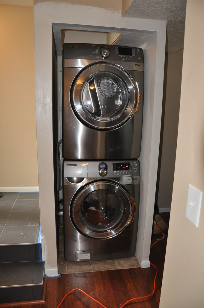 Washer And Dryer In Kitchen Ideas