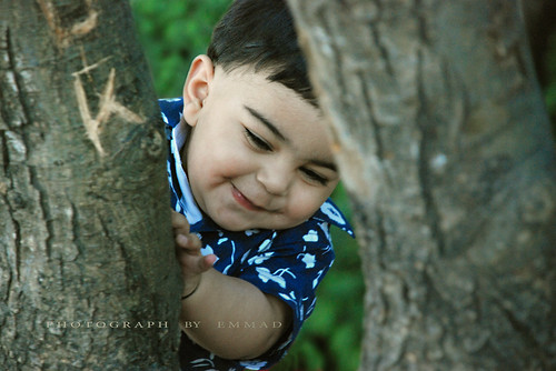((((((: Hide and Seek with Affan :)))))) | by E m m a d