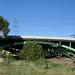 Arch Bridge over Interstate-25