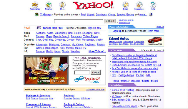 Home Page In Spanish