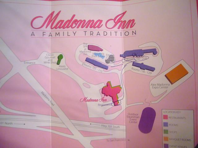 Madonna Hotel Caveman Room