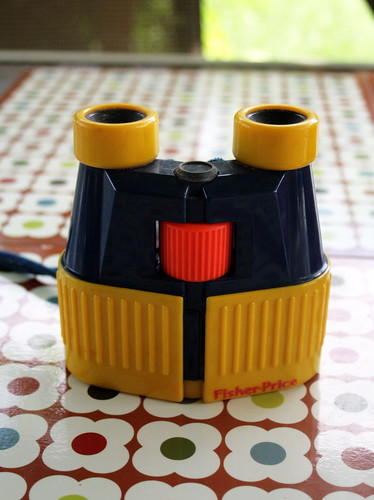 1986 Fisher-Price Binoculars | by lolie jane