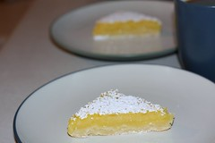 Barefoot Contessa's Lemon Bars | by Madison Bistro
