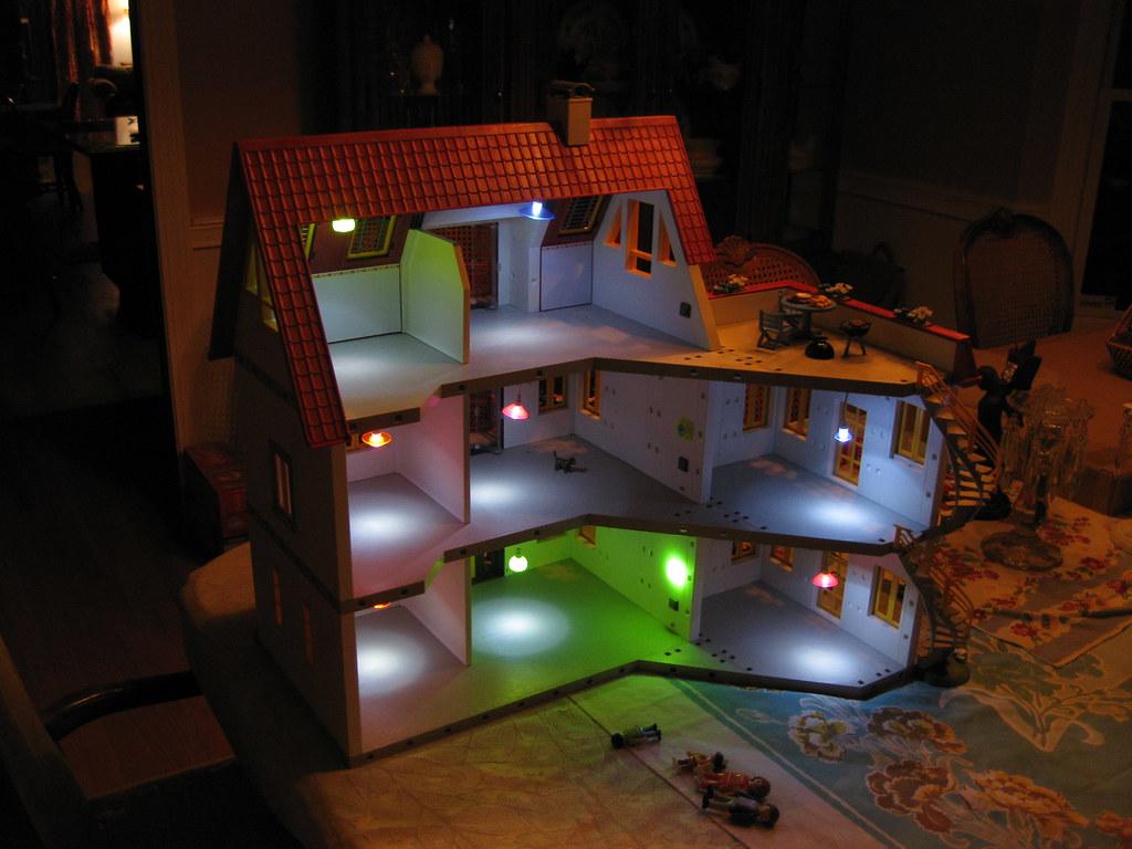 Playmobil Modern House Ed Flickr