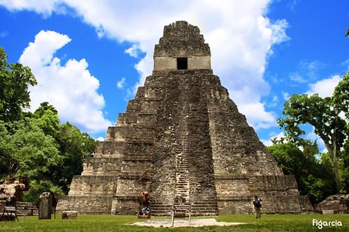 el Tikal Guatemala el Gran Jaguar Tikal