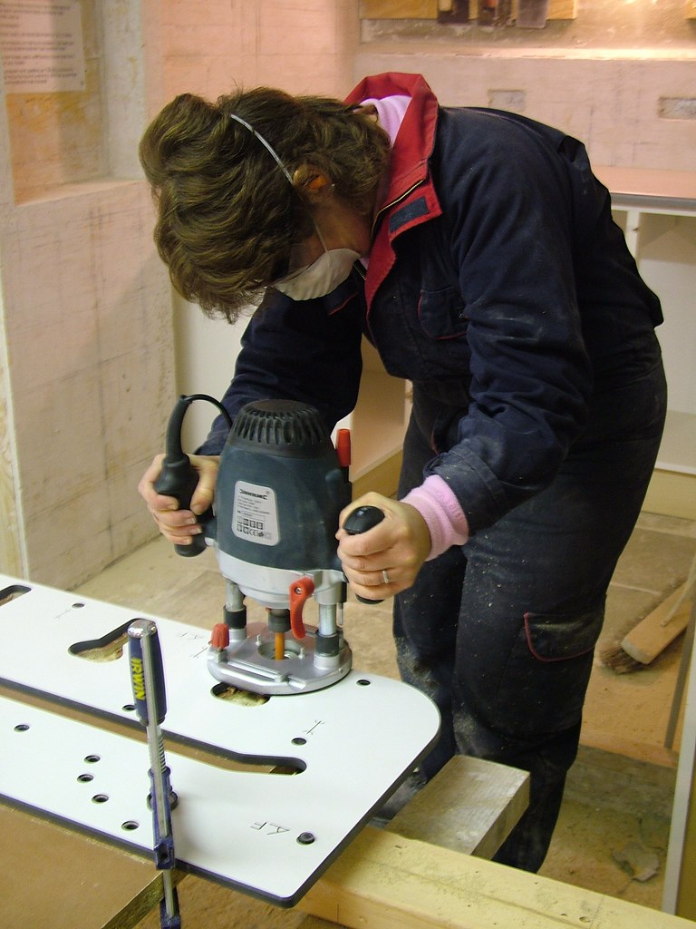 Kitchen fitting we welcome men and women on all our course the btc flickr Kitchen design and fitting courses