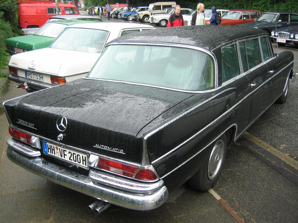 Mercedes benz w112 300 se lang 2 hamburg stadtpark for Mercedes benz 300 se