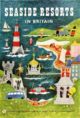 British Tourism Poster | by sandiv999
