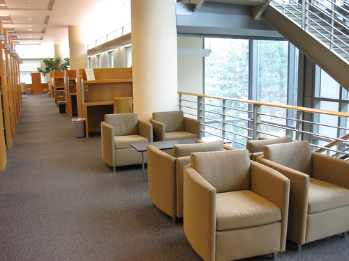 Third Floor | by Seattle University Law Library