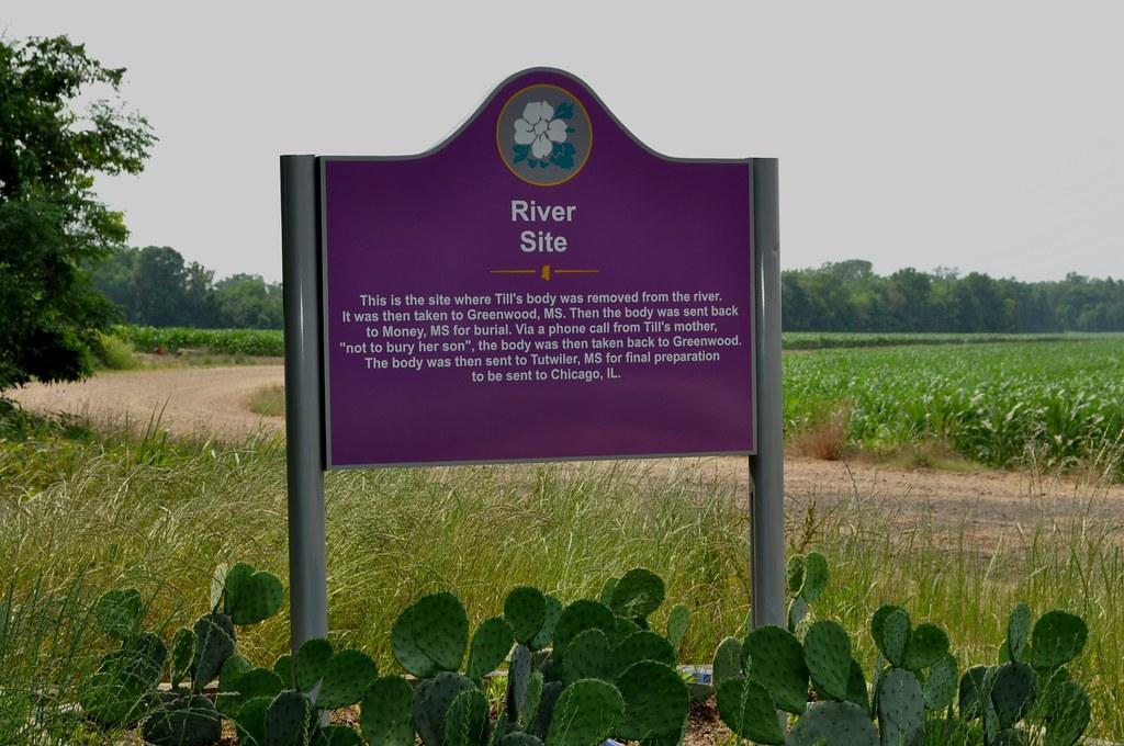 Emmett Till's body was found in the Tallahatchie River - M ...