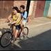 Bicycle juntos, Trinidad, Cuba