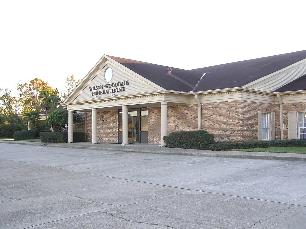 Baton Rouge Funeral Homes