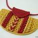 Imitação de tricô (Bozzi Super Polymer Clay)