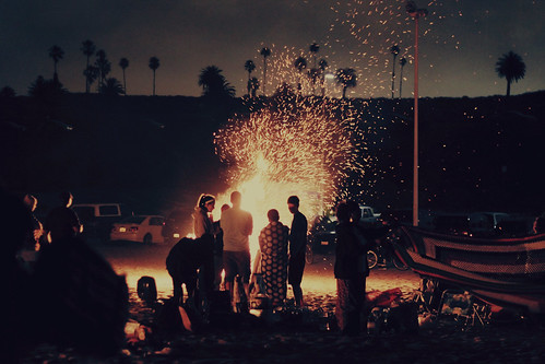 Summer Nights in California | by christanoelle.tumblr.com