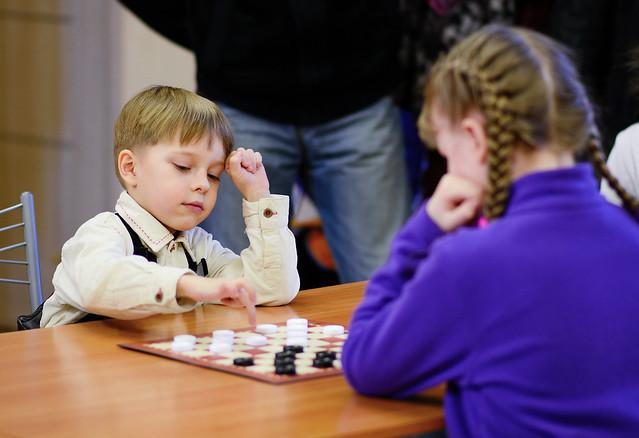 Приходской шашечный турнир 11.02.17