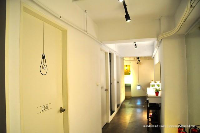 Dorm Rooms at We Come Hostel