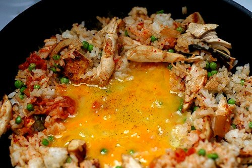 egg fried rice | by David Lebovitz